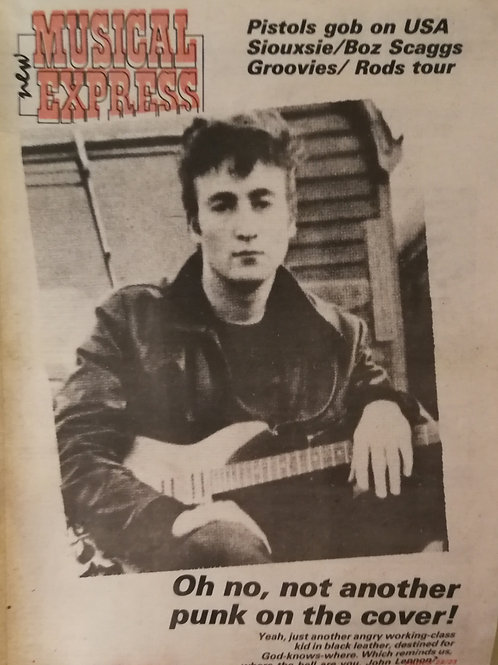 New Musical Express - John Lennon