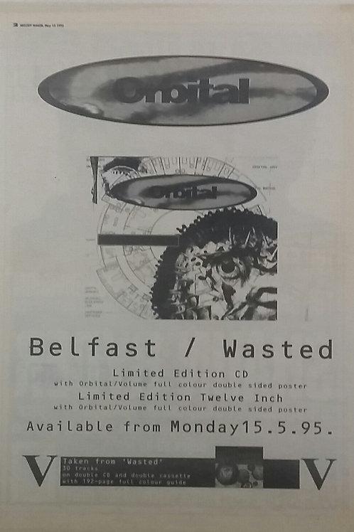 Orbital - Belfast / Wasted