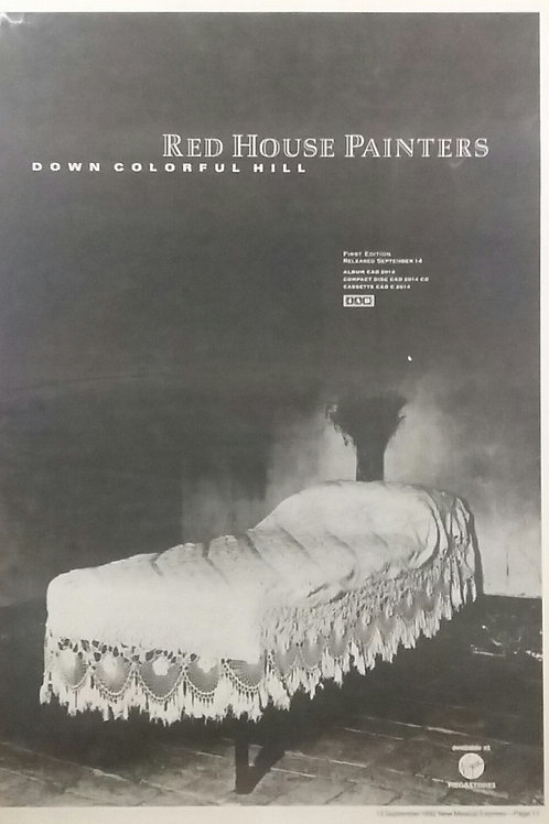 Red House Painters - Down Colorful Hill