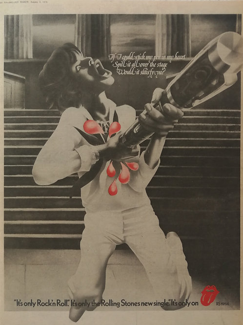 Rolling Stones - It's Only Rock'n Roll