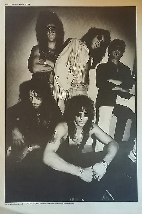 Bon Jovi - The Bon Jovi Boys