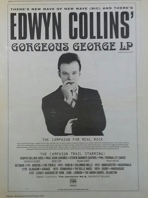 Edwin Collins - Georgeous George