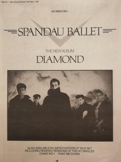 Spandau Ballet - Diamond