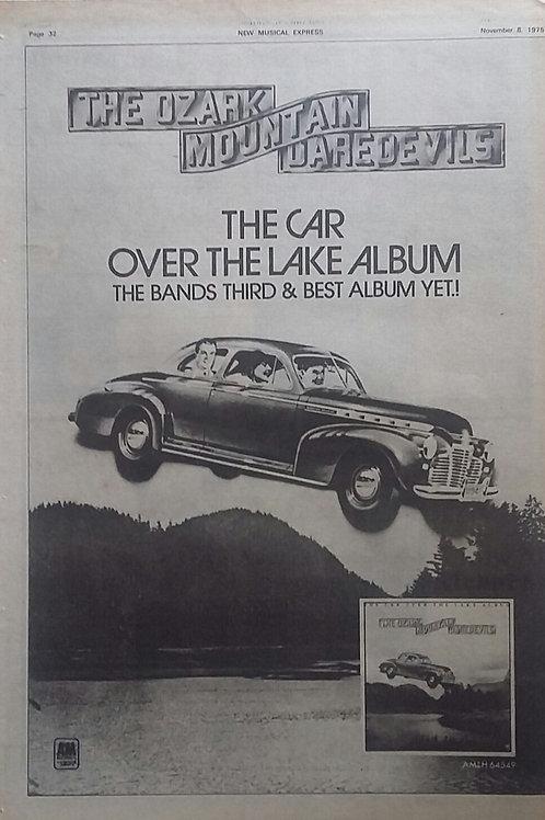 The Ozark Mountain Daredevils – The Car Over The Lake Album