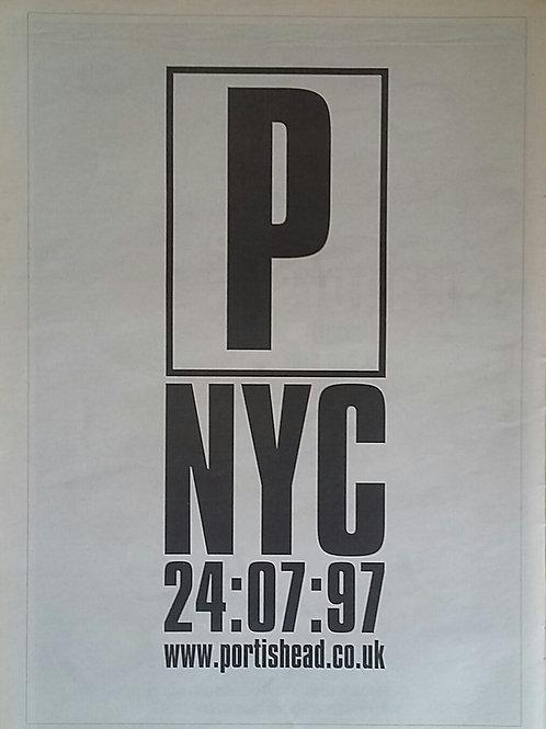 Portishead – NYC