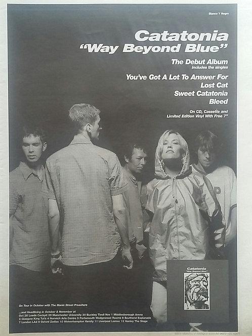 Catatonia - Way Beyound Blue