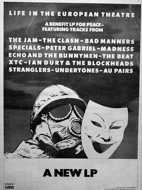 The Jam - The Clash - Bad Manners - Special - Etc.