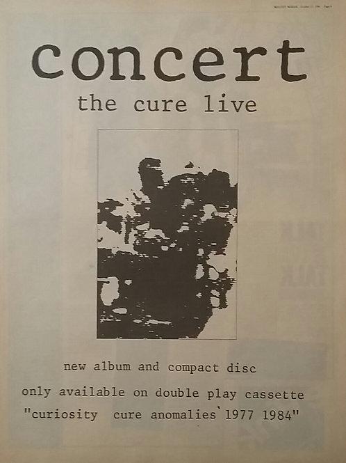 Cure - Concert