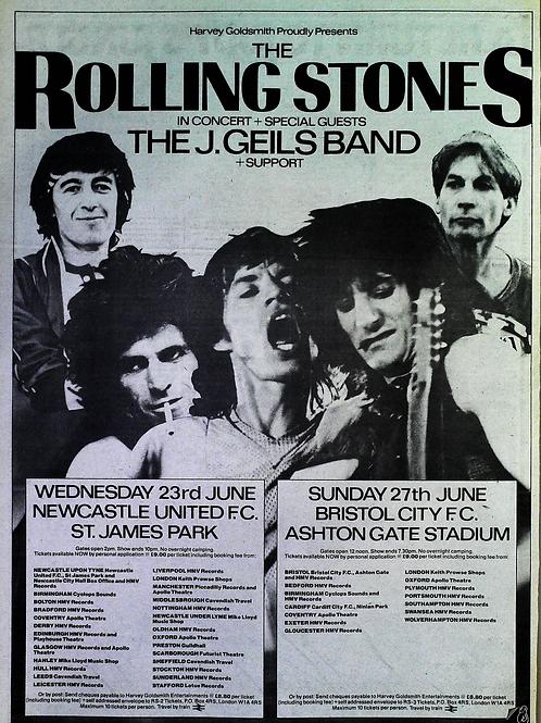 Rolling Stones - In Concert