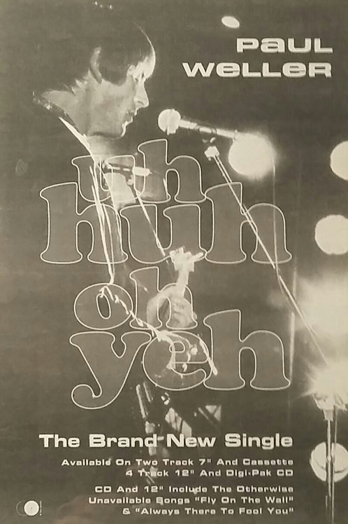 Paul Weller - Uh Huh Oh Yeh