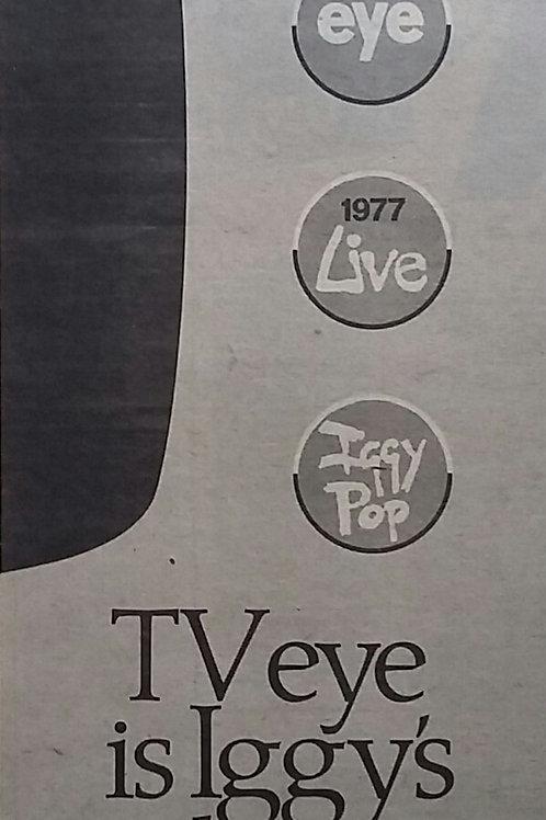 Iggy Pop - TV Eye Live