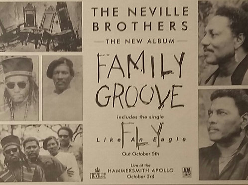 The Neville Brothers - Family Groove
