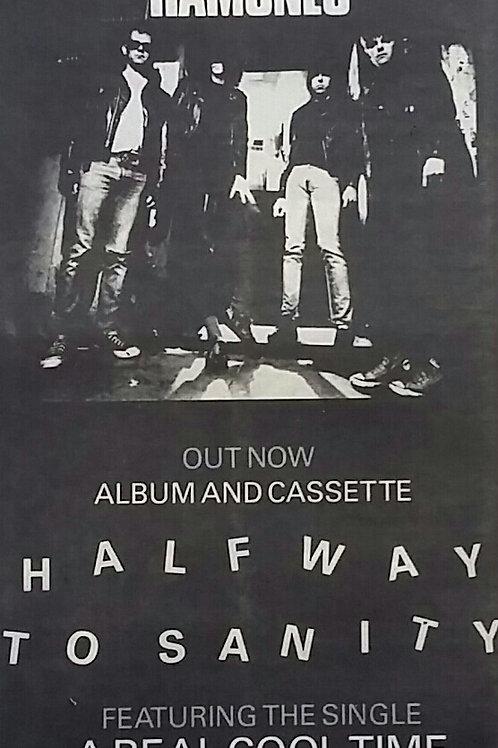 Ramones - Half Way To Sanity