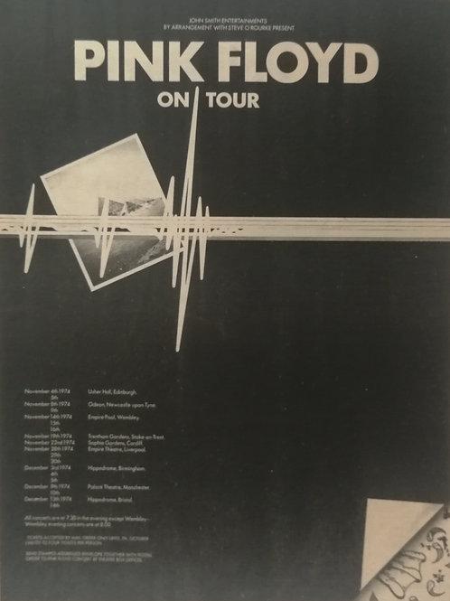 Pink Floyd - On Tour