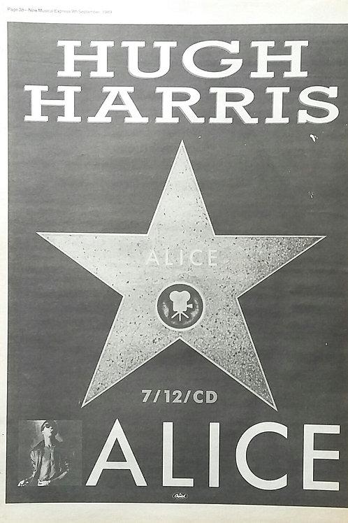 Hugh Harris - Alice