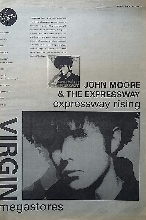 John Moore & The Expressway - Expressway Rising