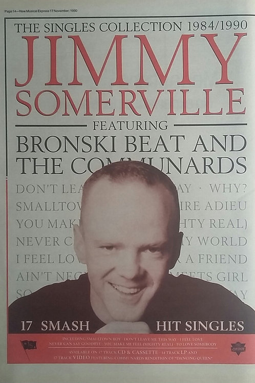 Jimmy Somerville - Hit Singles