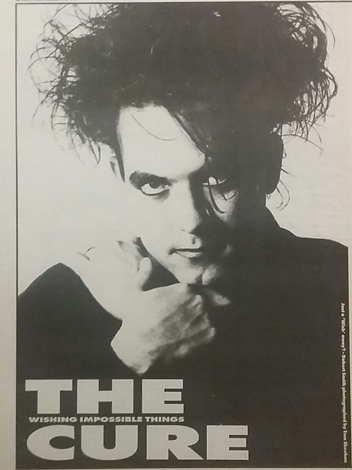 Cure - Robert Smith