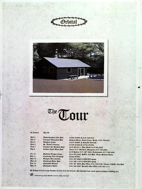 Orbital - The Tour