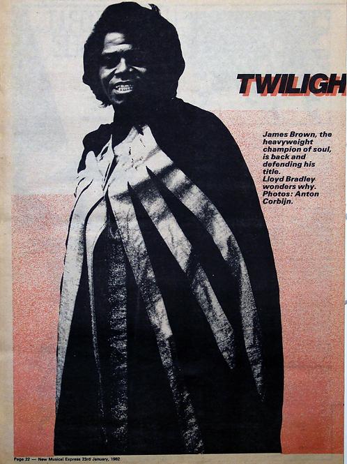 James Brown - Twiligh