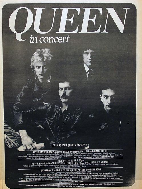 Queen - In Concert 1982