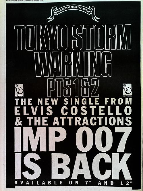 Elvis Costello - Imp 007 IS Back