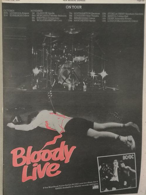 AC/DC - Bloody Live