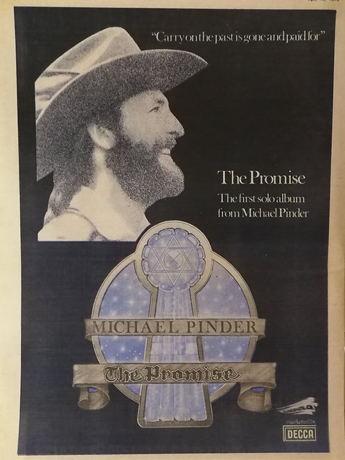 Michael Pinder - The Promise