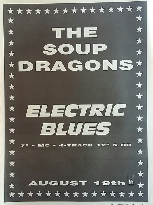 The Soup Dragons - Electric Blues