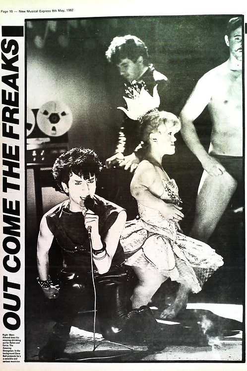 Marc Almond - Out Come The Freaks