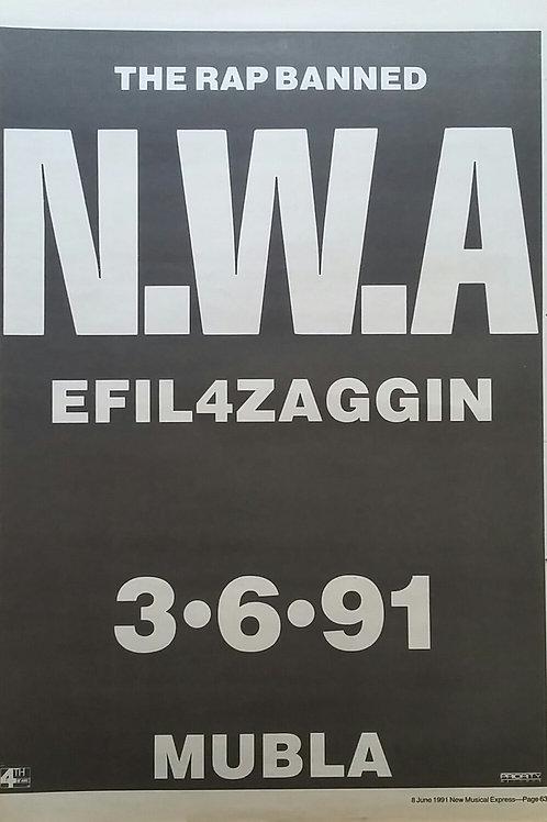 N.W.A  – Efil4zaggin