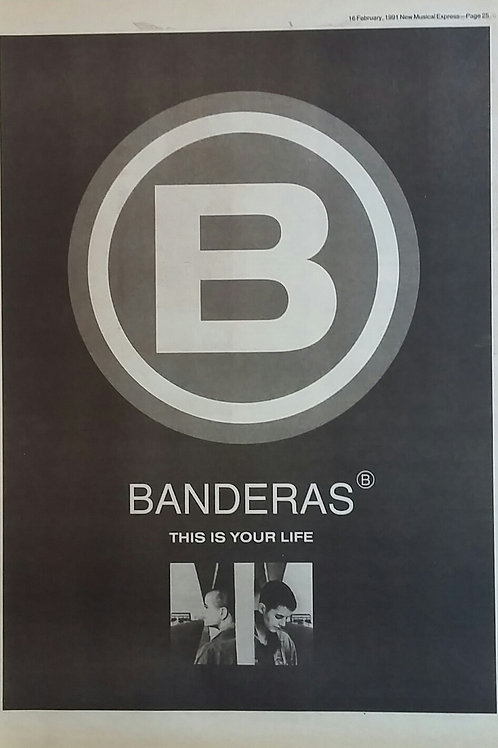 Banderas - This Is Your Life