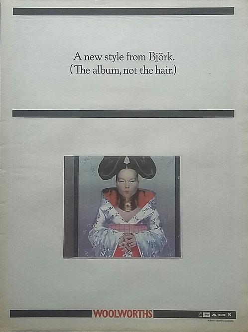 Björk - A New Style From Björk