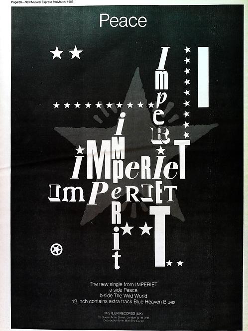 Imperiet - Peace