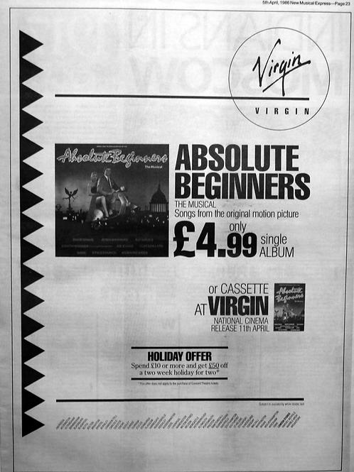 Various – Absolute Beginners
