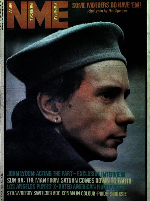 Public Image Ltd - John Lyndon