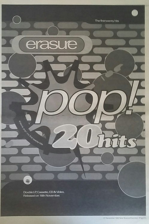 Erasure - Pop