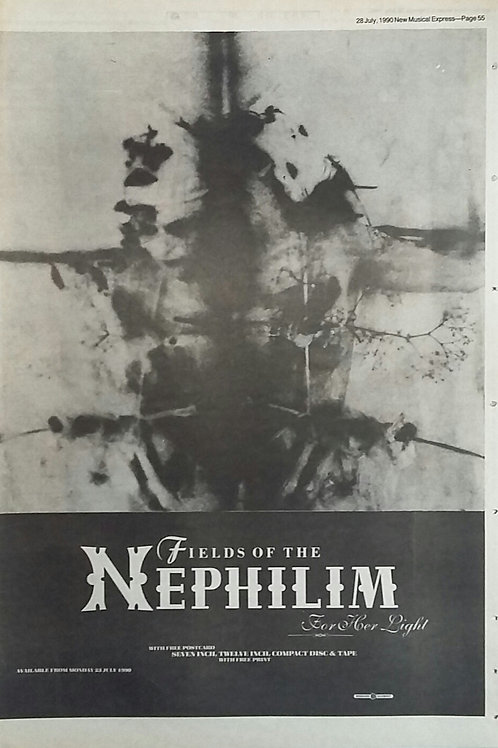 Fields Of The Nephilim – For Her Light