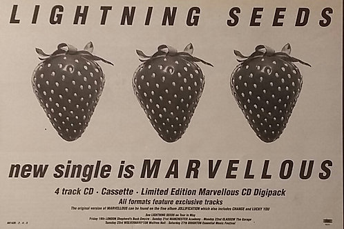 Lightning Seeds - Marvellous
