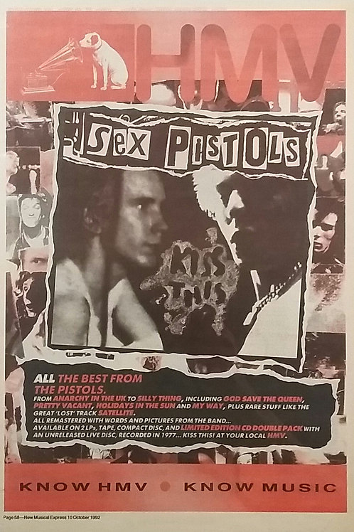 Sex Pistols - Kiss This