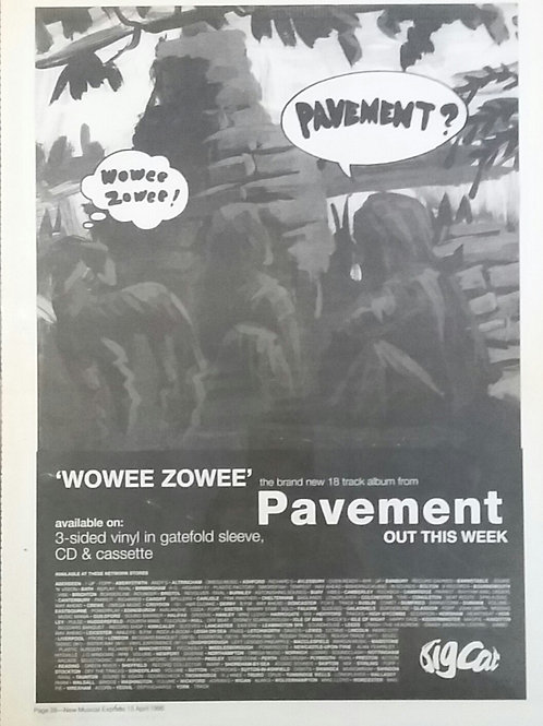 Pavement – Wowee Zowee