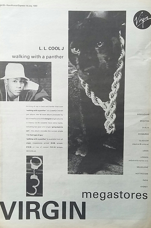 L. L. Cool J - Walking With A Panther