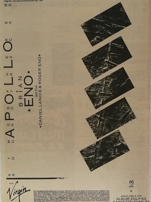 Brian Eno - Apollo