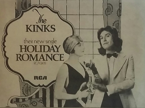 The Kinks - Holiday Romance