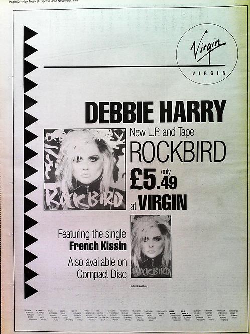 Debbie Harry - Rockbird