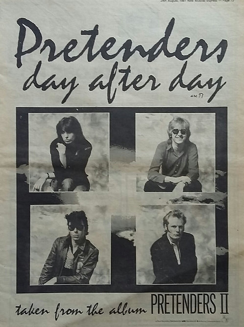 Pretenders - Day After Day