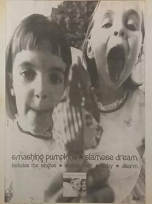 The Smashing Pumpkins - Siamese Dream (b/w)
