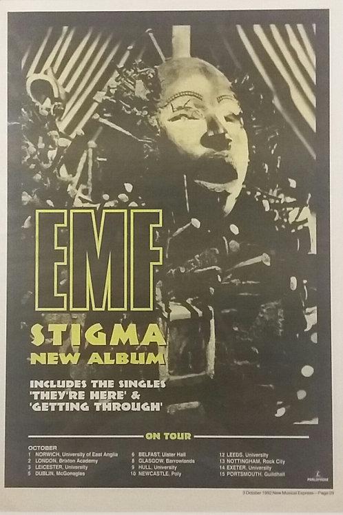 Emf - Stigmata