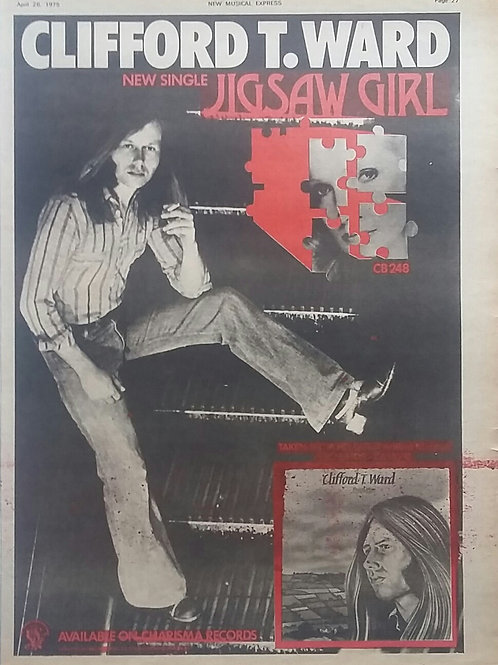 Clifford T. Ward - Jig Saw Girl