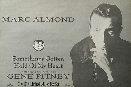 Marc Almond -  Something's Gotten Hold Of My Heart